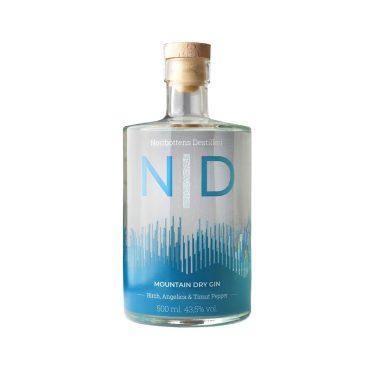 N D Mountain Dry Gin